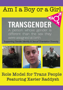 Am I A Boy or Girl Featuring Xavier Raddysh - Role Model for Trans People
