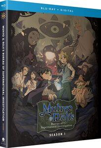 Muhyo And Roji's Bureau Of Supernatural Investigation: Season 1
