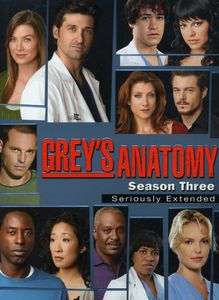 Grey's Anatomy: The Complete Third Season