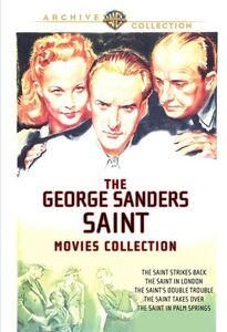 The George Sanders Saint Movies Collection
