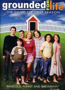 Grounded For Life: Complete Season 1