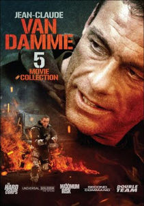 Jean-Claude Van Damme: 5 Movie Collection