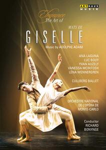 Adolphie Adam: Giselle