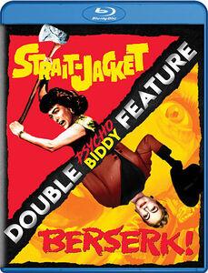 Psycho Biddy Double Feature: Strait-Jacket /  Berserk!