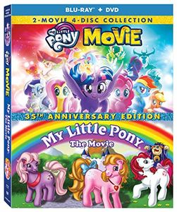 My Little Pony: 35Th Anniversary Collection