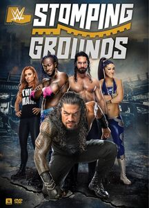 WWE: Stomping Grounds 2019