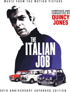 Italian Job - 50th Anniversary Expanded Edition (Original Soundtrack) [Import]