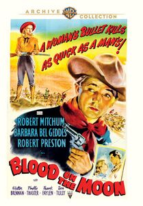 Blood on the Moon - A TCM DVD Exclusive!