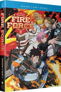 Fire Force: Season 2 Part 1