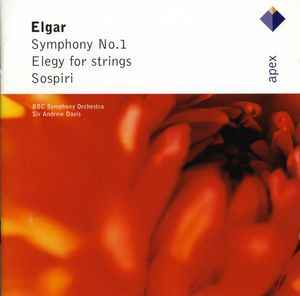 Elgar: Sym No 1 /  Elegy /  Sospiri