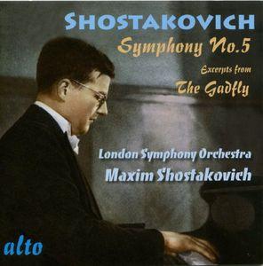 Symphony 5: Gadfly Suite