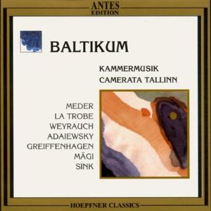 Chamber Music from Baltic States