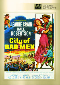 City of Bad Men