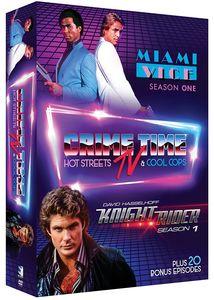 Crime Time Tv: Miami Vice & Knight Rider