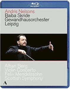 Violin Concerto /  Scottish Symphony