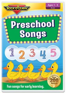 Rock N Learn: Preschool Songs