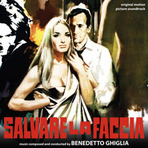 Salvare La Faccia (Psychout for Murder) (Original Motion Picture Soundtrack)