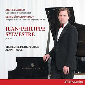 Concerto 4 in E Minor /  Rhapsody on a Theme 4