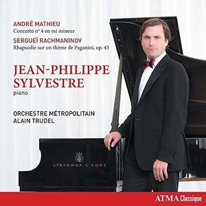 Concerto 4 in E Minor /  Rhapsody on a Theme 4