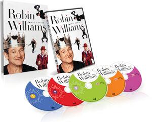 Robin Williams Comic Genius (5 Discs)