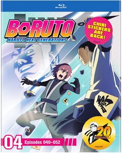 Boruto: Naruto Next Generations Set 4
