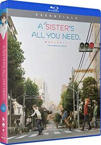 A Sister's All You Need.: The Complete Series
