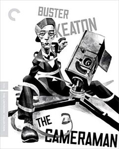 The Cameraman (Criterion Collection)