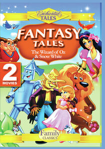 Fantasy Tales: Wizard Of Oz And Snow White