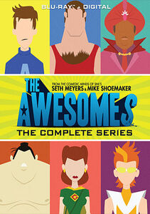 The Awesomes: The Complete Series