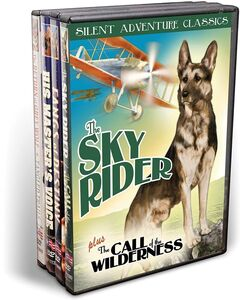 Wonder Dogs Of The Silent Screen