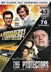 The Persuaders: The Complete Collection /  The Protectors: The Complete Collection