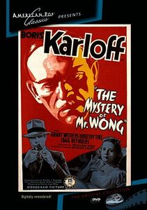 Mystery of Mr Wong