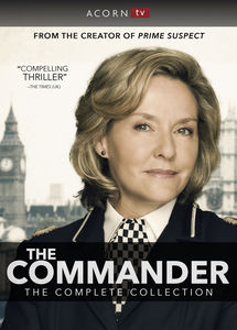 The Commander: Complete Collection