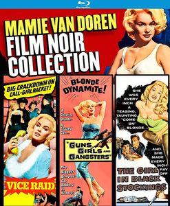 Mamie Van Doren Film Noir Collection