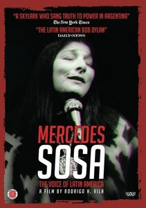 Mercedes Sosa: Voice of Latin America
