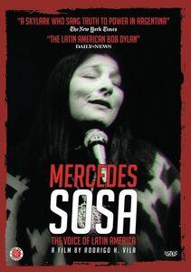 Mercedes Sosa: Voice of Latin America