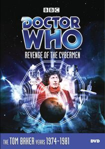 Doctor Who: Revenge Of The Cybermen