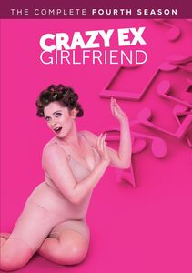 Crazy Ex-Girlfriend: The Complete Fourth Season