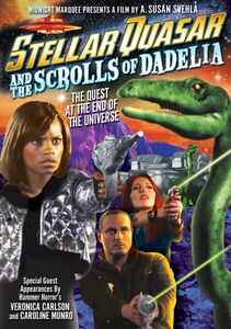Stellar Quasar and the Scrolls of Dadelia