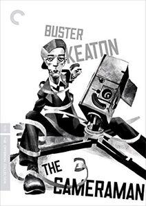 The Cameraman (Criterion Collection)