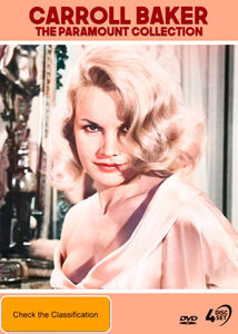 Carroll Baker: The Paramount Collection [Import]