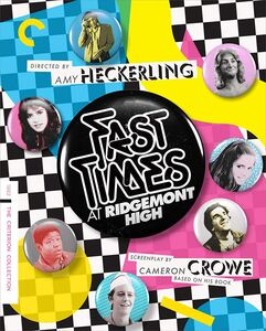 Fast Times at Ridgemont High (Criterion Collection)