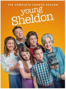 Young Sheldon: The Complete Fourth Season