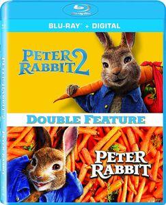 Peter Rabbit /  Peter Rabbit 2: The Runaway (Double Feature)