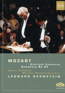 Clarinet Concerto Symphony No 25