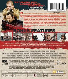 Strike Back: Cinemax: Season Three