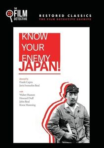 Know Your Enemy - Japan!