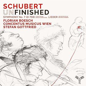Schubert: Unfinished Symphony Lieder