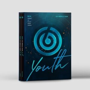1st World Tour Youth (incl. 168pg Photobook, 5 Photo Cards + 1Postcard) [Import]
