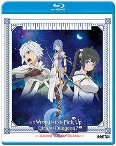 Is It Wrong To Pick Up Girls In A Dungeon? Arrow Of the Orion